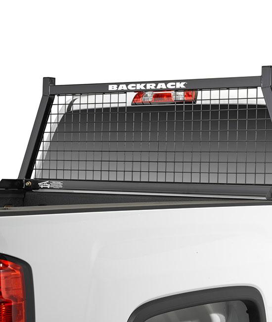 Backrack-safety-rack