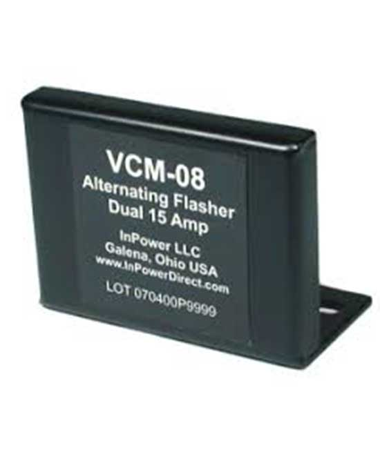 Inpower-VCM-08-Flashers