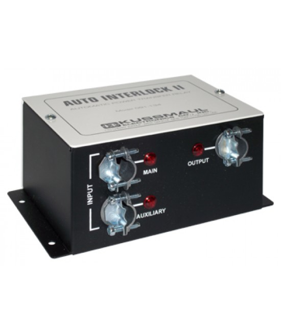 Kussmaul 091-134 Power Transfer Switches