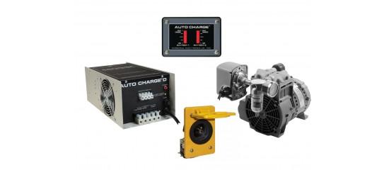 Kussmaul Auto charge HP Pump WP Kit
