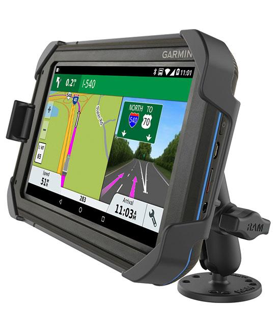 RAM-B-138-GA75LU-GPS-dash-mount-RAM-mount