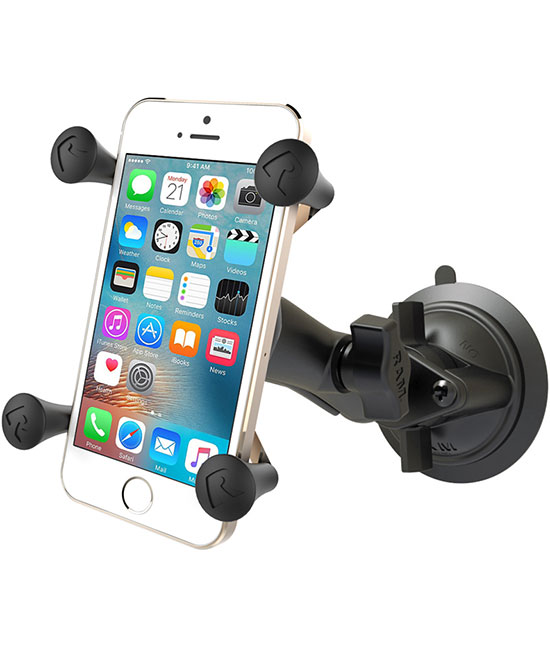 Windshield-Phone-mount-Ram-mounts